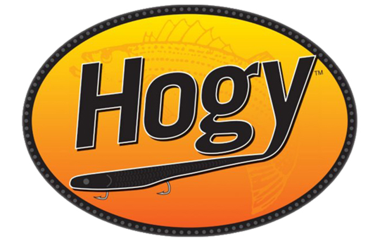 An image of the Hogy Lures Logo with link to the Hogy lures website